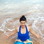 Yoga in the Ocean
